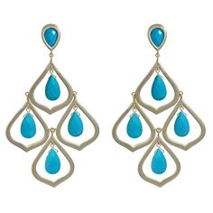 Jewellery & Gifts from Dogeared, Daisy London and more! Blake Lively, Turquoise Earrings, Kendra Scott, Drop Earrings, My Style, Accessories, Brain, Collection, The Brain