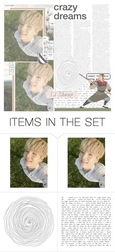 """""""I'll Make A Man Out Of You"""" by taeangel ❤ liked on Polyvore featuring art"""
