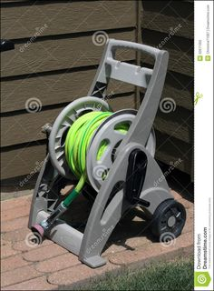 Garden Hose Reels On Wheels