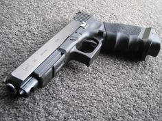 Glock 34 9mm  Speed up and simplify the pistol loading process  with the RAE Industries Magazine Loader. http://www.amazon.com/shops/raeind