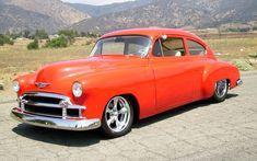 Chevy Torpedo Back
