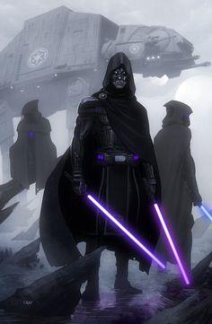 Jedi Hunters | #comics #starwars #sith