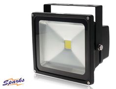 A High Power LED Floodlight Will Help You Show Off Your Building At Night