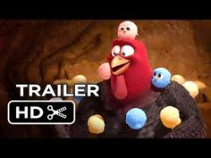 ▶ Free Birds Official Trailer #2 (2013) - Owen Wilson Animated Movie HD - YouTube