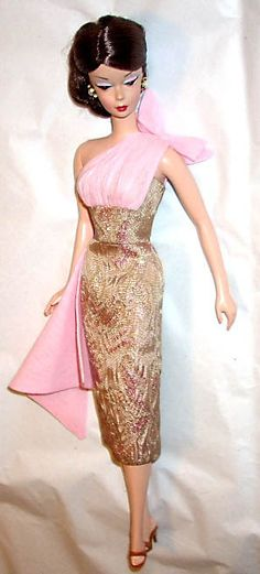 Evening Dress Silkstone Barbie, Etsy