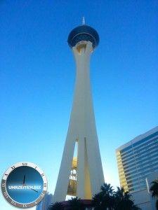 Stratosphere Tower in Las Vegas #stratosphere #lasvegas Uhrzeit Las Vegas und weitere Infos, Bilder und Videos auf http://uhrzeiten.biz/