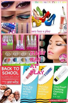 MARY KAY AT PLAY http://www.marykay.com/lisabarber68  Call or text 386-303-2400