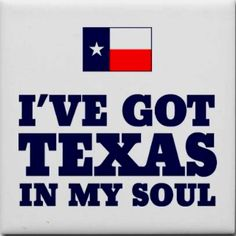 I've only been to Texas once, but politically my heart belongs there. Sure, accuse me of clinging to my gun and my Bible. That is a compliment!