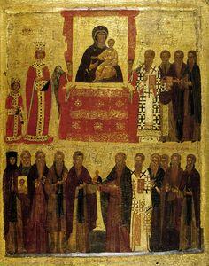 Συνέπειες της Εικονομαχίας: α) στην εξωτερική πολιτική, επειδή η εκκλησία της Ρώμης δυσαρεστημένη από τους εικονομάχους αυτοκράτορες απομακρύνθηκε από το Βυζάντιο.  β) στον πολιτισμό, γιατί κατά την εικονομαχία απαγορεύτηκε η παράσταση θείων προσώπων και διατάχτηκε η καταστροφή τους.
