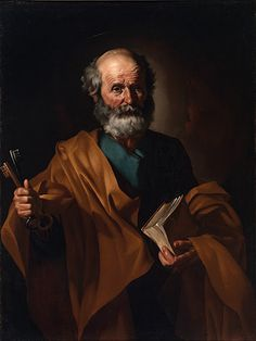 Jusepe Ribera - St Peter