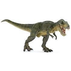Buy Papo Figurines: Running T-Rex from our Animal Figures & Sets range at John Lewis & Partners. T Rex Toys, Dino Toys, Reptiles, Dinosaur Art, Dinosaur Toys, Running T Rex, Figurine Dragon, Goat Toys, Persona