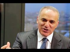 Garry Kasparov — the dangers of fake news from Russia