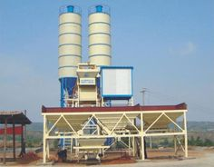 best seller and top quality concrete mixing plant from Haomei http://www.batchingplantng.com/concrete-batching-plant/
