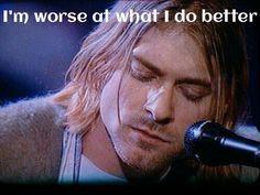 Greatvquite Kurt Cobain Quotes, Nirvana Kurt Cobain, Adele, Rock And Roll History, Donald Cobain, Psychedelic Rock, Braveheart, Band Photos, Gibson Les Paul