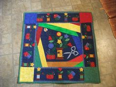 Stitch In Time quilt