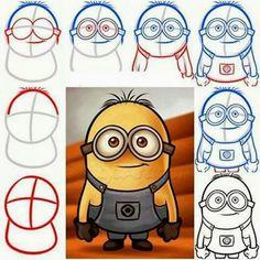Drawing Minions