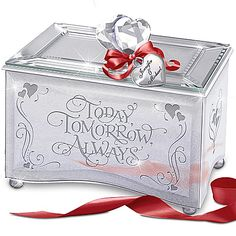 Granddaughter Jewelry Box Simple Gift Music Boxes For Granddaughters  Music Box My Granddaughter I