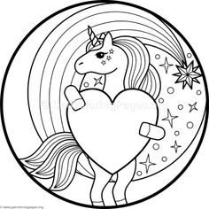 spa party coloring pages - photo#25