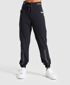 The hip hop way of life have been the maker of swag into this continuous shifting design and style conscience industry. She Is Clothed, Gym Style, Swag Style, Jogger Sweatpants, Swag Outfits, Sport, Athletic Wear, Mannequin, Walking