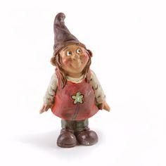 Miniature+Garden+Gnomes:+Daisy+Girl+Female+Gnome+Miniature