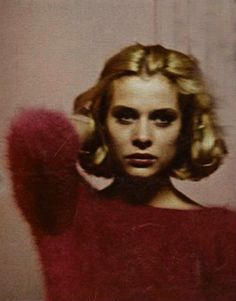 Nastassja Kinski in Paris, Texas • Directed by Wim Wenders 1984