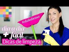 Economizar tempo na limpeza e organização - Dicas comprovadas   Limpeza, Organização - Donas de casa anônimas