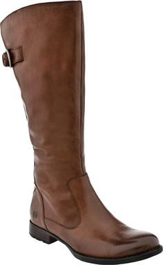 Born Lottie Women's Boot (Dark Tan)