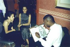 Cool Caricatures- UK based Caricaturists for Weddings, Trade Fairs, Xmas Office parties. Bookings taken now. For details see http://www.cool-caricatures.co.uk/caricaturists_for_events02.htm