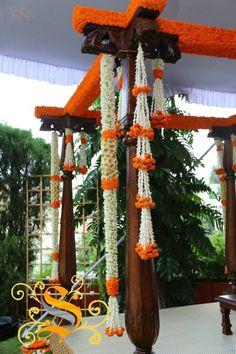 haldi decoration