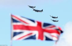 Prince Harry sacrifices chance to join Battle of Britain flypast #dailymail