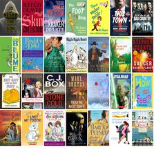"Wednesday, May 14, 2014: The Sutton Free Public Library has three new bestsellers, two new videos, 17 new children's books, and 25 other new books.   The new titles this week include ""The Son,"" ""The Skin Collector,"" and ""The Kraken Project."""
