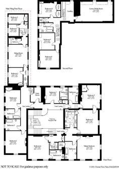 The Holywell Estate, Holywell, Stamford, Lincolnshire, Floorplan 2