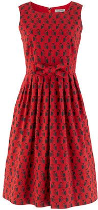 Orla Kiely for People Tree   Fair Trade Fashion. Fancy this one for my brothers up and coming wedding...