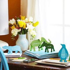 DIY Desk Zoo Download - Better Homes & Gardens - BHG.com