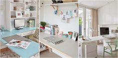 Inspiración para crear un espacio de trabajo en casa