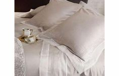 Descamps Adagio Perle Bedding Duvet Covers Single This stunning pure luxury fine cotton bedding has been strongly inspired by the comfortable linens of the worlds top hotels and boasts a sense of refinement and fair above all others. http://www.comparestoreprices.co.uk//descamps-adagio-perle-bedding-duvet-covers-single.asp