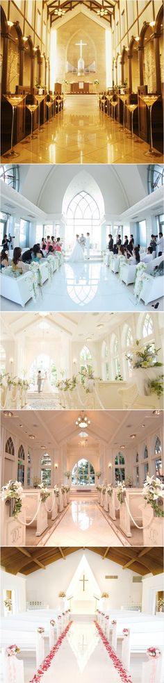 Praise Wedding » Wedding Inspiration and Planning » Destination Weddings – Chapel & Church