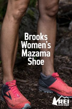 Tackle trail runs confidently with the brand-new Brooks Mazama shoes, designed for a powerful push-off and a stable platform. Plus, they're made with protective double-layered mesh and strategic stretch for a perfect fit. Only at REI. Shop now.