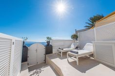 Santorini Secret Suites and Spa is the perfect place to bask in the sun and enjoy time with a loved one.