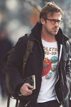 ryan gosling casual style