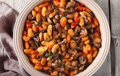συνταγές_για_την_Καθαρά Δευτέρα_ Vegetable Sides, Vegetable Recipes, Black Eyed Peas, Greek Recipes, Kung Pao Chicken, Chana Masala, Pot Roast, Main Dishes, Beans