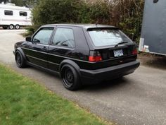 Volkswagen Golf Mk2, Vw Mk1, Bmw E38, Car Engine, Cars And Motorcycles, Super Cars, Bike, Ocean City, Wheels