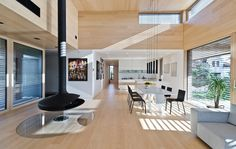Cedar House / Mariusz Wrzeszcz Office