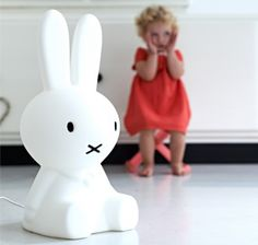 Miffy lamp - Created by Mr Maria