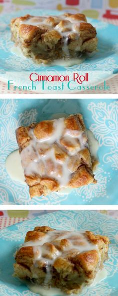 Easy-to-make recipe for cinnamon roll French toast casserole starting with refrigerated cinnamon rolls. This casserole is a family favorite. Perfect for relaxing Sunday mornings, weekend brunches, Easter Sunday or any special day! #Recipes #Easter #Breakfast #Brunch #Food #FoodBlogger #TheHowToHome #Family