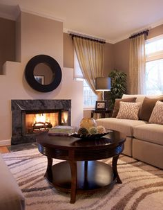 inexpensive home decor ideas pictures photos living room decorating ideas room decorating ideas and ideas magazine - Transitional Castle Decorating