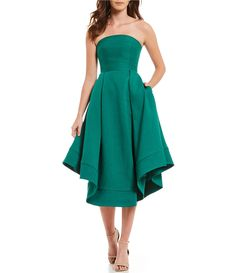 71201e68bcf Dress your wedding party in the most beautiful bridesmaid dresses from  Dillard s. From Adrianna Papell to Belle Badgley Mischka