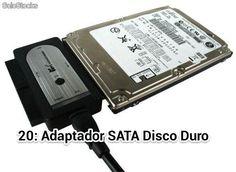 Adaptador SATA Disco Duro