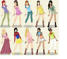 ciarabrownhair: Disney princesses go hipster, or urban at least. And I love how Belle, Jaz, Rapunzel, and Snow came out :) Can you figure o. Hipster Rapunzel, Hipster Disney, Disney Love, Disney Magic, Disney Art, Disney Princess Outfits, Princess Tiana, Princess Jasmine, Disney Outfits