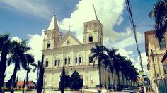 Catedral Santo Antônio-Campanha-MG